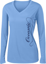 Mako Lady's Performance Shirt