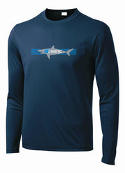 Mako Kid's Performance LS Shirt