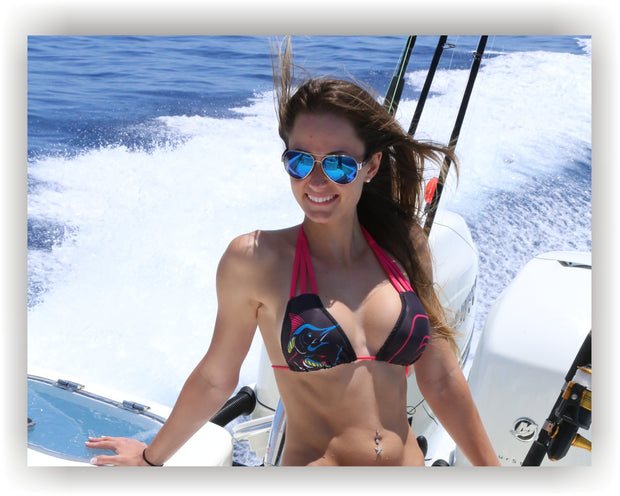 Marlin FishKini Top