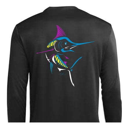 Marlin Kid's Performance LS Shirt