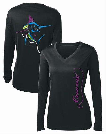 Marlin Madness Lady's Performance Shirt