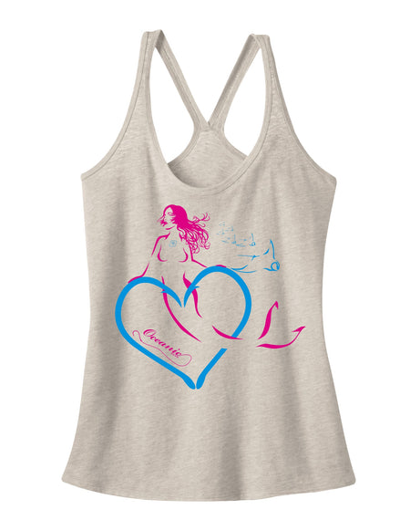 Mermaid Racerback Tank