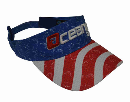 Offshore Patriot Visor