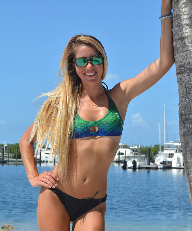OceanSmoke FishKini Banded Bottoms