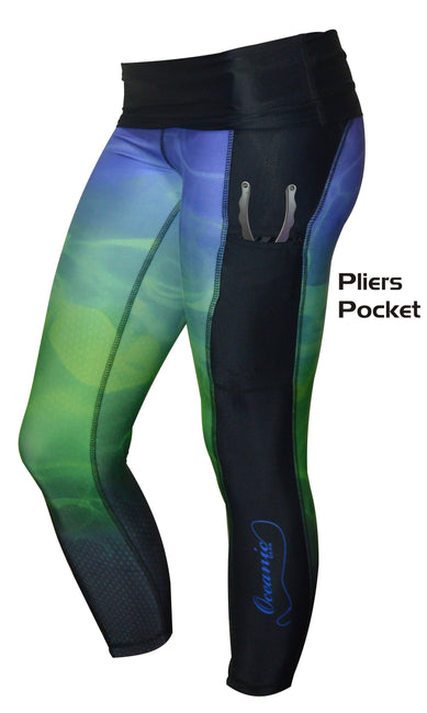 OceanSmoke Fishing Leggings