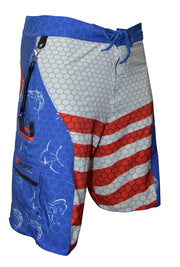 Offshore Patriot Tactical Boardshorts