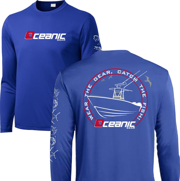Offshore Patriot Performance Shirt
