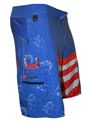 Offshore Patriot Tactical Fishing Shorts