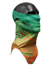 Peacock Protector Faceshield