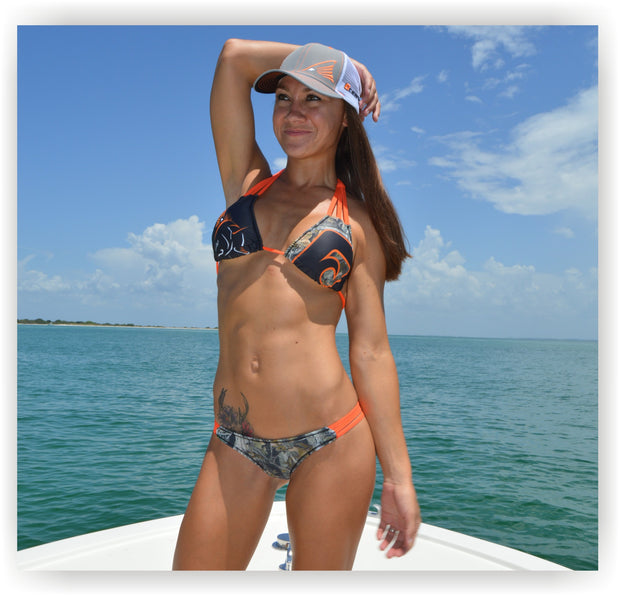 Redfish FishKini Top