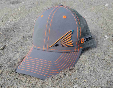 Redfish Performance Trucker Cap