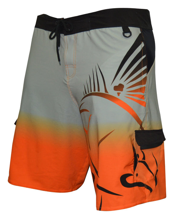 Kid's Redfish Fishing Boardshorts