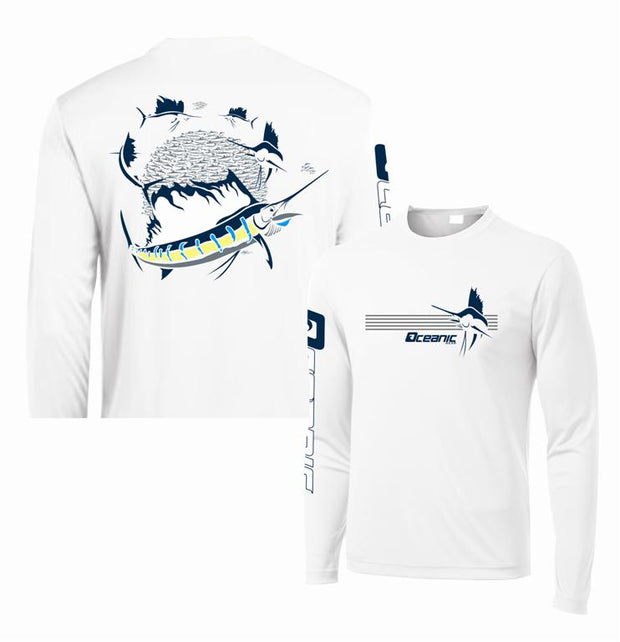 Sail Buster Performance LS Tee