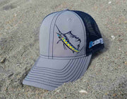 Sailfish Performance Trucker Cap