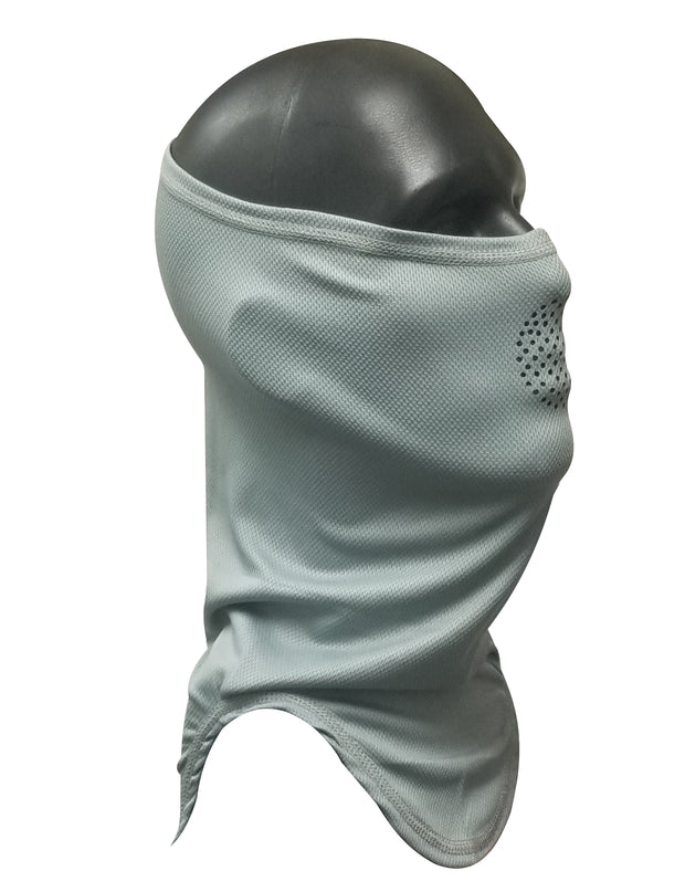 Gray Protector Faceshield