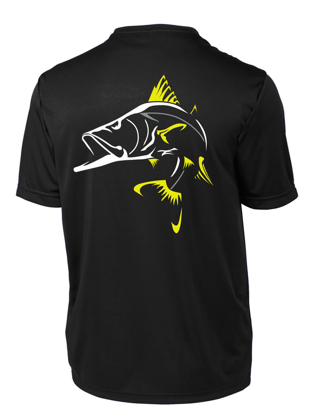 Snook Slayer Short Sleeve Performance Shirt