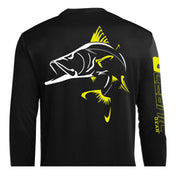 Snook Slayer Performance LS Tee