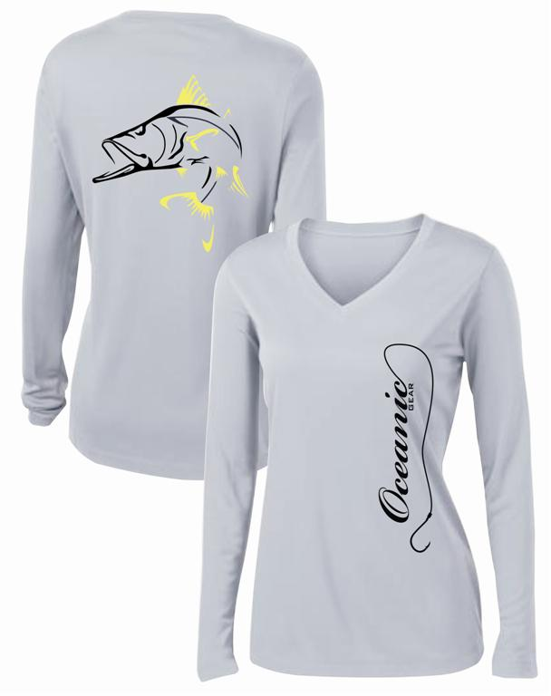 Snook Slayer Lady's Performance Shirt