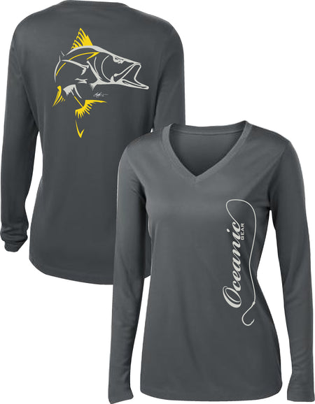 Snook Lady's Performance Shirt