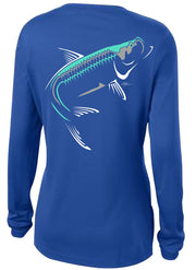 Tarpon Lady's Performance Shirt