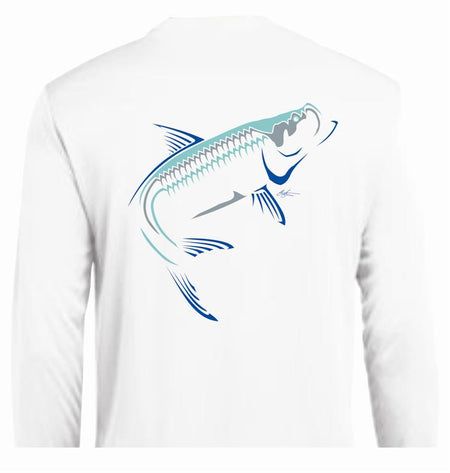Tarpon Tamer Kid's Performance LS Shirt