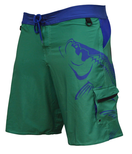 Kid's Tarpon Fishing Boardshorts