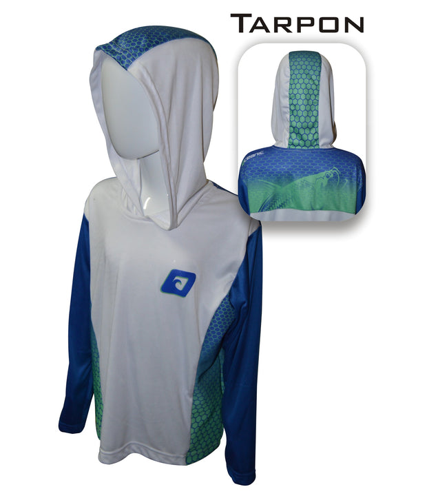 Kid's Tarpon Pro-Series Hooded Shirt