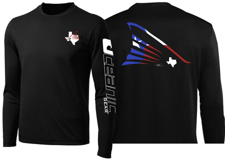 Texas Tail Performance Shirt