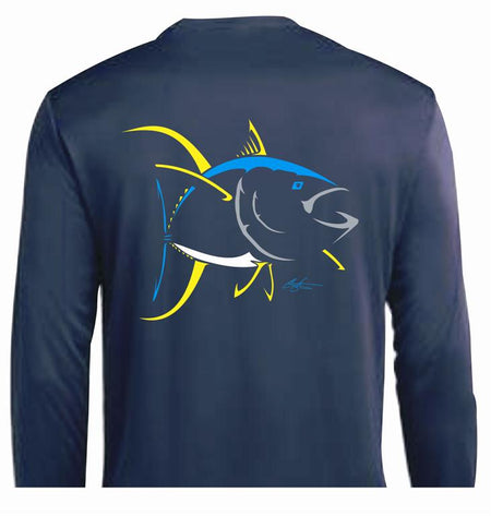 Tuna Kid's Performance LS Shirt