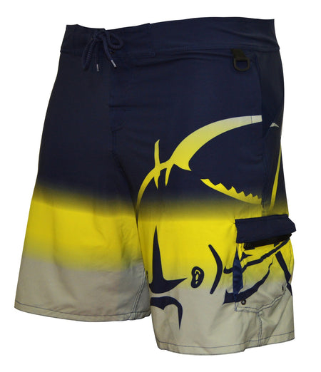 Kid's Tuna Fishing Boardshorts