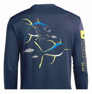 Tuna Tamer Performance LS Tee