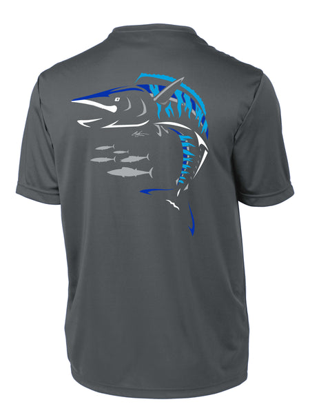 Wahoo Warrior Short Sleeve Performance Shirt