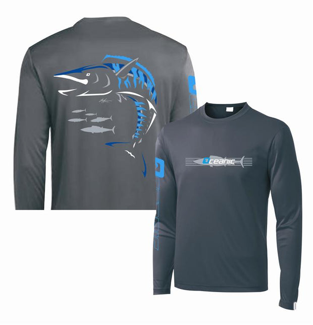 Wahoo Warrior Performance LS Tee