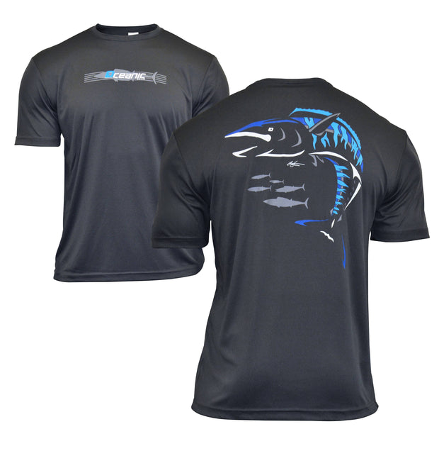 Short Sleeve Wahoo Warrior Performance