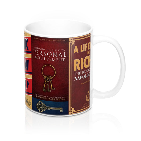The Napoleon Hill Legacy Mug 11 oz