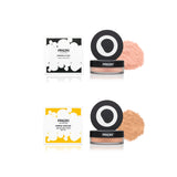 Set of Priori Mineral Foundation Loose Powder and Uber Finishing Powder - Shade 2 Light Ivory