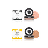 Set of Priori Mineral Foundation Loose Powder and Uber Finishing Powder - Shade 4 Warm Beige