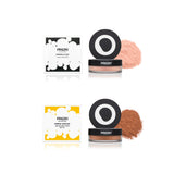 Set of Priori Mineral Foundation Loose Powder and Uber Finishing Powder - Shade 5 Warm Tan