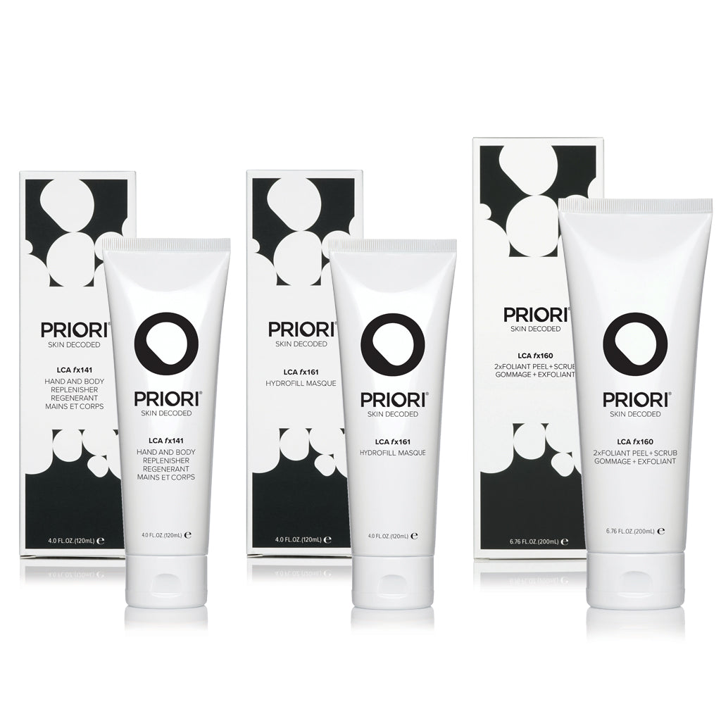 Priori SPA Box | Holiday Exclusive Set