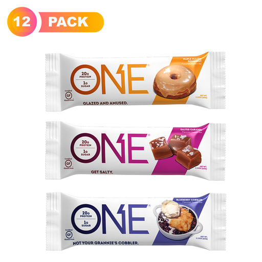 ONE Bar Protein 12 bars Variety Pack