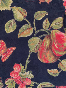 Sicilian Harvest Brocade Short