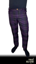 Minnesota Vikings Plaid Pant