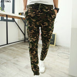 Camo sweatpants