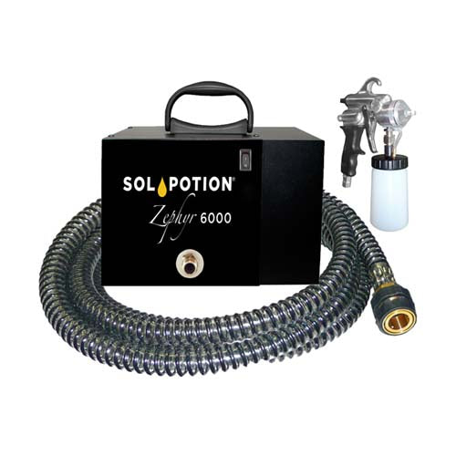 Sol Potion Spray Tan Machine
