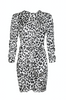 Gianna Leopard Spot Dress