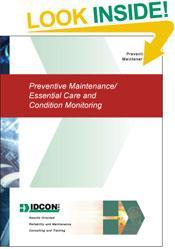 Preventive Maintenance Essential Care and Condition Monitoring Book