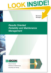 Results Oriented Reliability and Maintenance Management Book