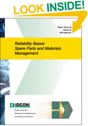 Reliability Based Spare Parts and Materials Management Book