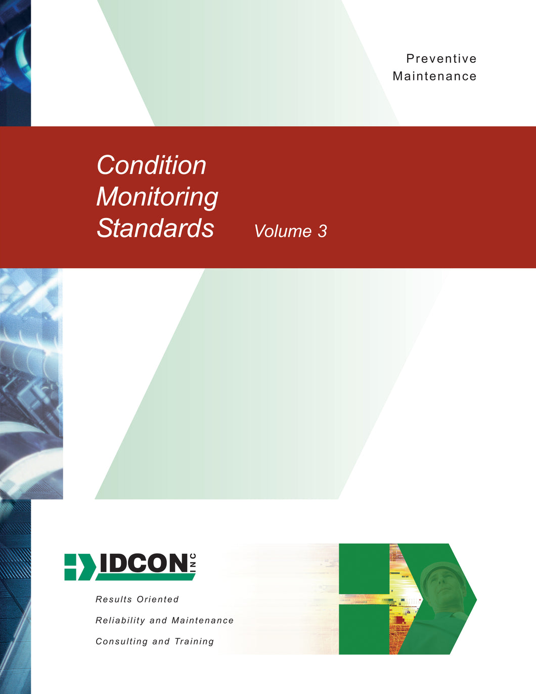 Condition Monitoring Standards Volume 3