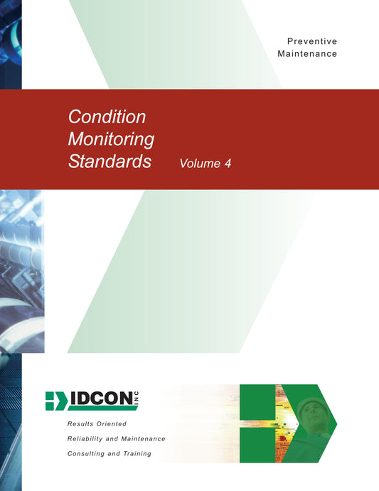 Condition Monitoring Standards Volume 4